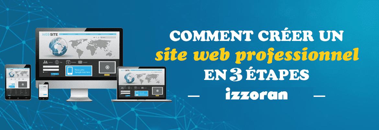Créer facilement un site web Algérie