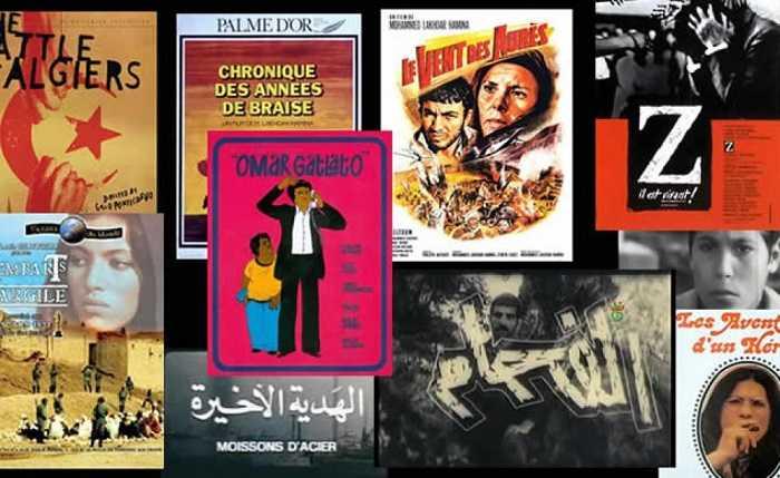 Histoire du cinema algerien