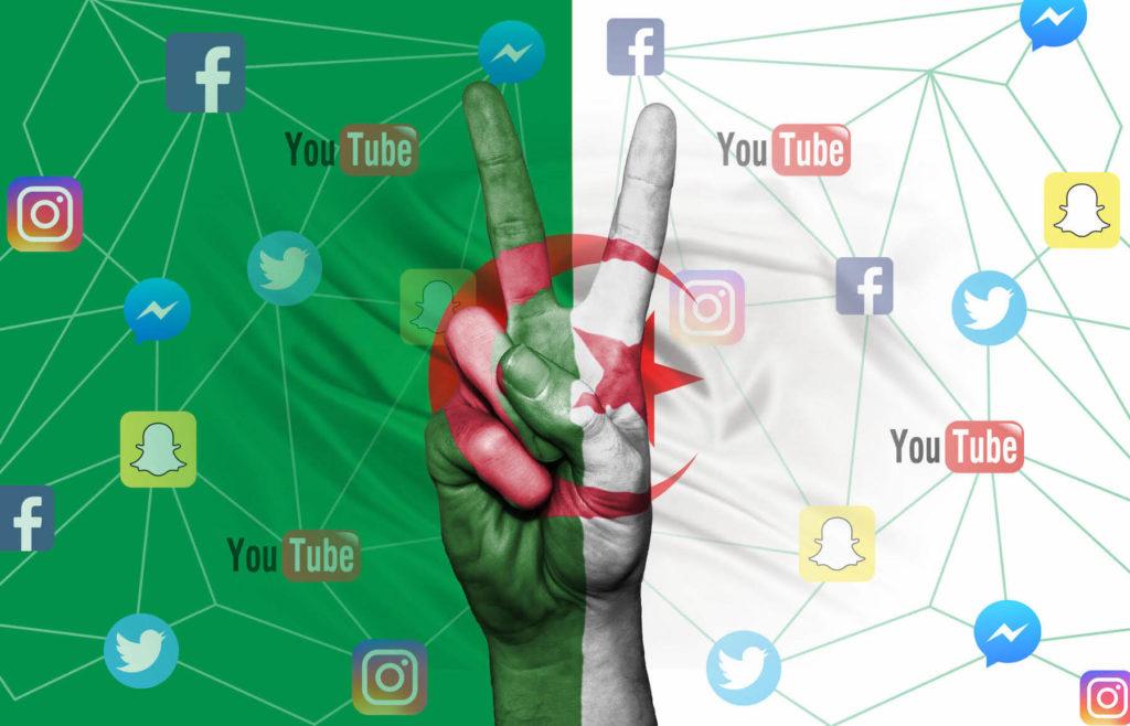 Medias sociaux algerie