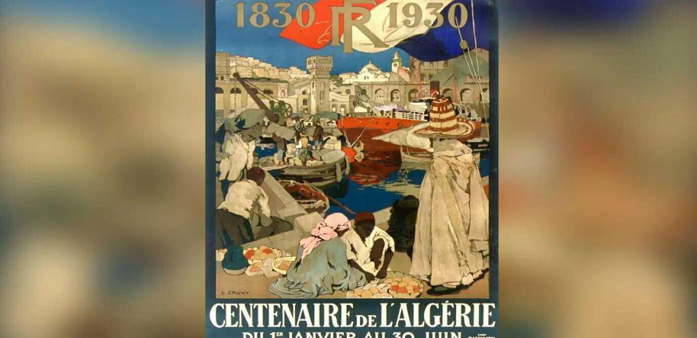 centenaire-france-algerie-1830-1930