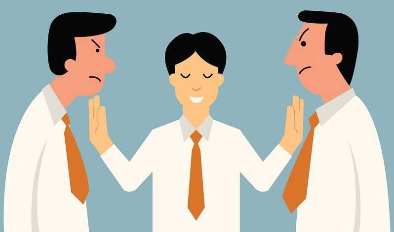 Apprendre à résoudre un conflit au travail