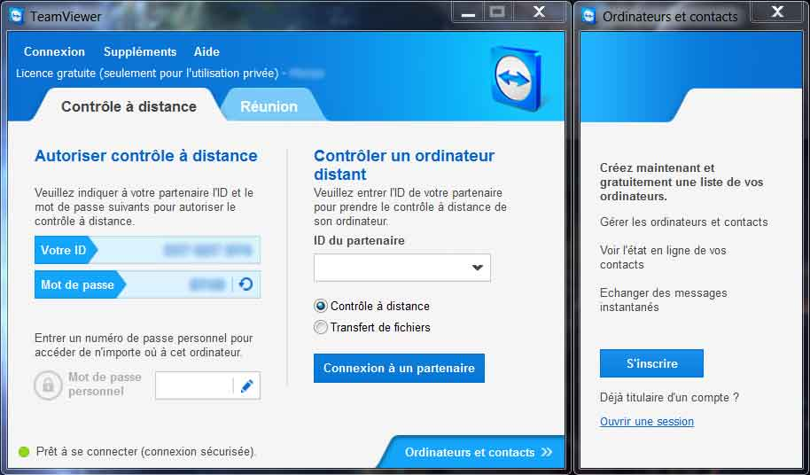 Comment-contrôler-un-PC-distance-avec-TeamViewer