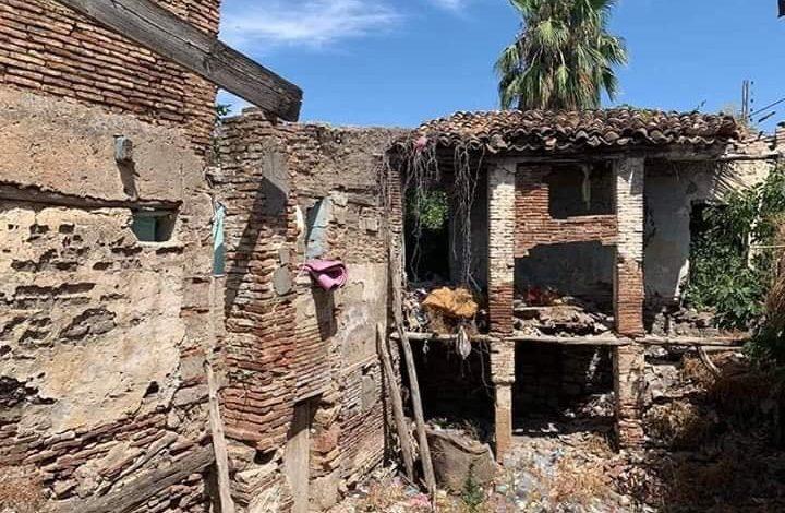 La vieille cité berbéro-romaine de Mila dévastée par le séisme