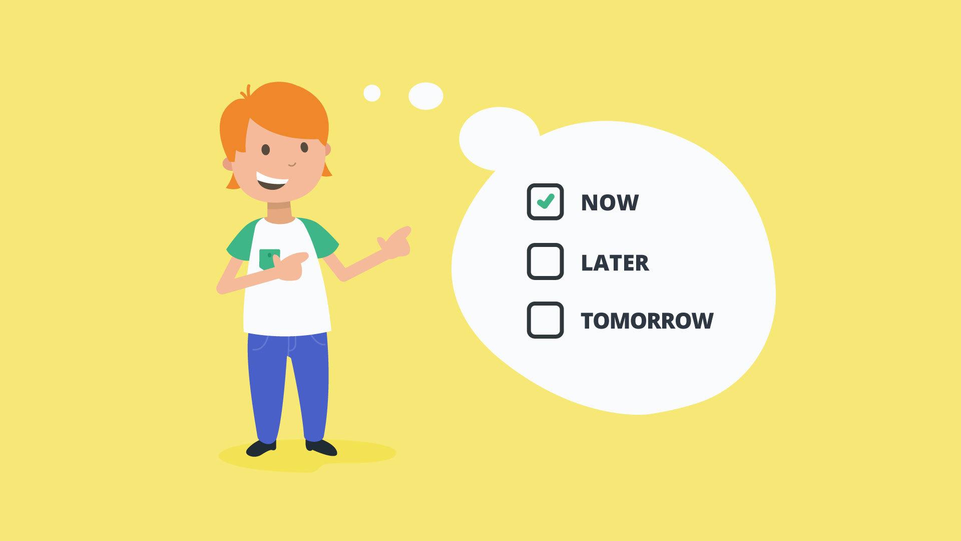 comment vaincre la procrastination