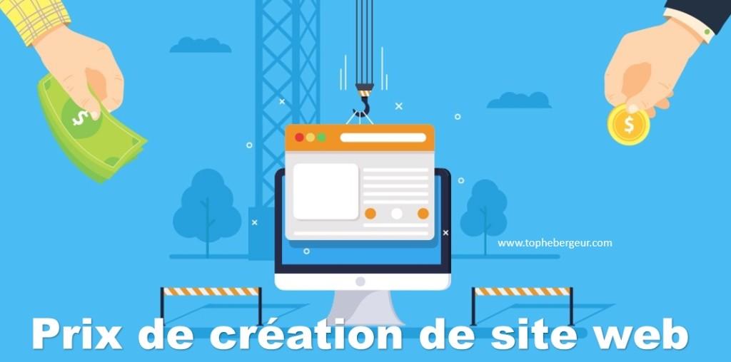 Prix site web algerie
