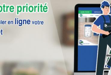 Coupures Internet Algérie Telecom