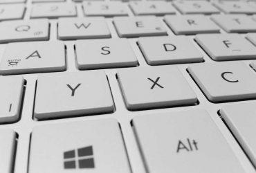 Liste des raccourcis clavier