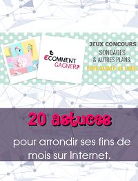 PDF 20 astuces pour gagner de l'argent sur internet