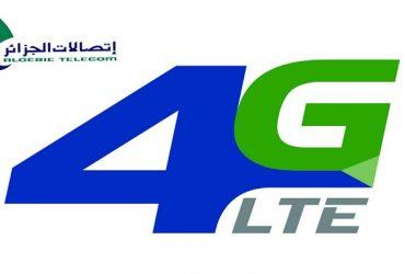 Recharger 4G LTE Algerie telecom