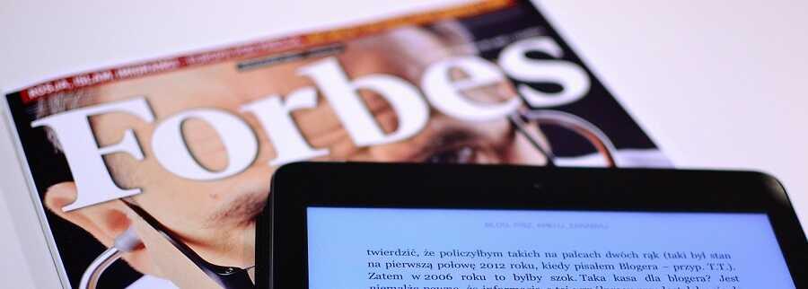 Classement Forbes Algérie