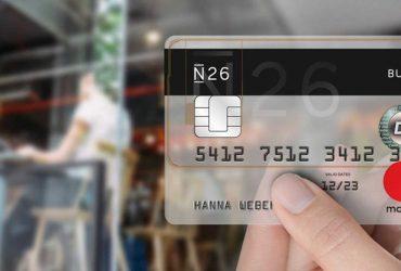 N26 Une Mastercard gratuite algérie