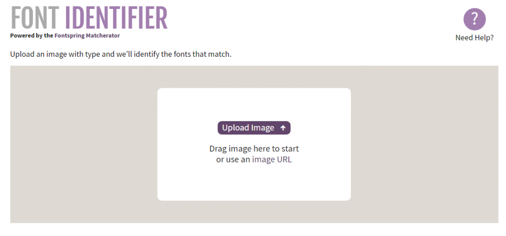 The Font Matcherator
