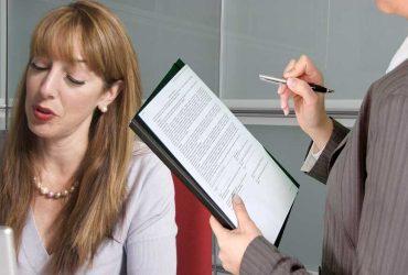 Entretien d'embauche que recherchent les recruteurs