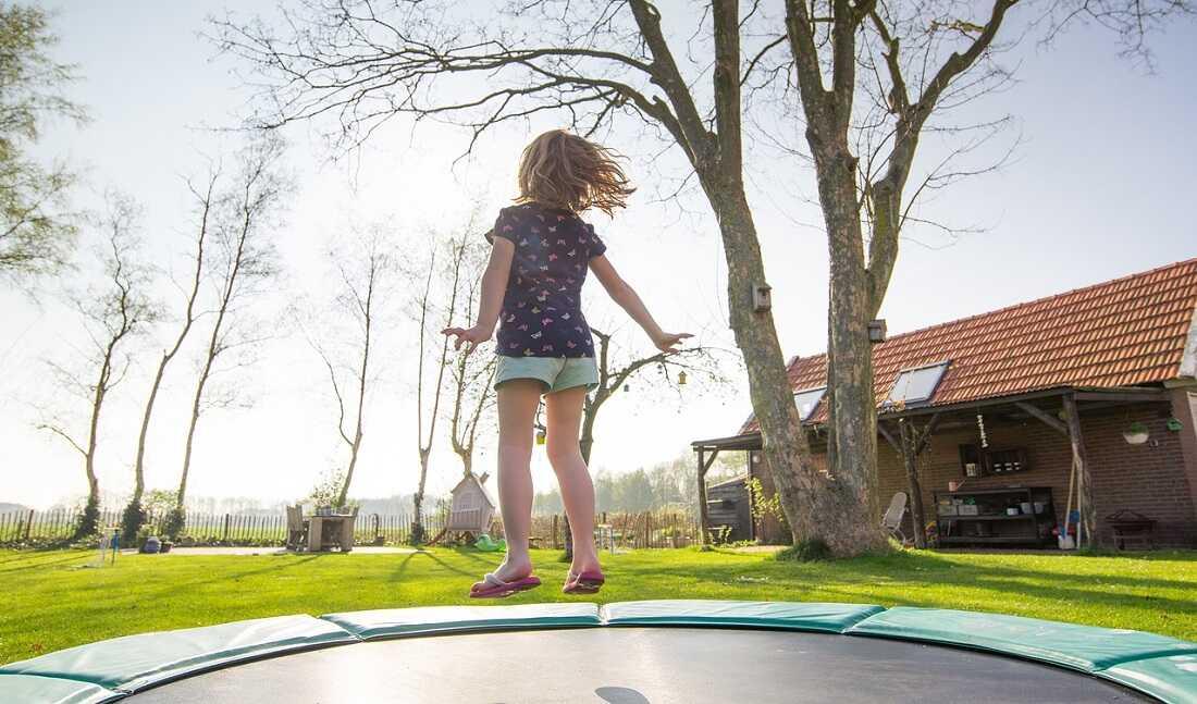Bien choisir son trampoline